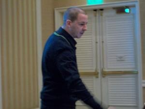 Alex Jeffreys gives Introduction to Marketing with Alex Workshop