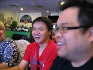At John Chow's Last Dot Com Pho