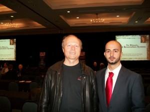 Rob Toth, Vance Sova, Canada Marketing Summit 2010
