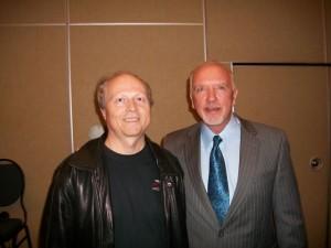 Mark Victor Hansen, Vance Sova, Canada Marketing Summit